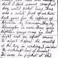 21 February 1865