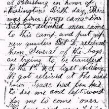 22 February 1865